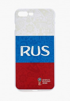 Чехол для iPhone, 2018 FIFA World Cup Russia™, цвет: мультиколор. Артикул: FI029BUBOYS4.