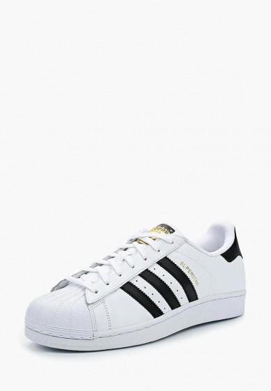 Купить Кеды adidas Originals - цвет: белый, Индонезия, AD093AMEWJ11