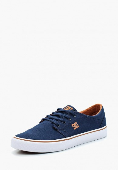 Купить Кеды DC Shoes - цвет: синий, Вьетнам, DC329AMAKBK7