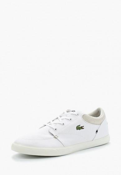 Купить Кеды Lacoste - цвет: белый, Таиланд, LA038AMADKC1