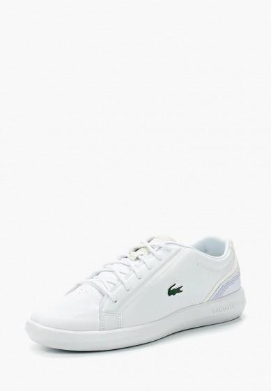 Купить Кеды Lacoste - цвет: белый, Таиланд, LA038AMADKF2