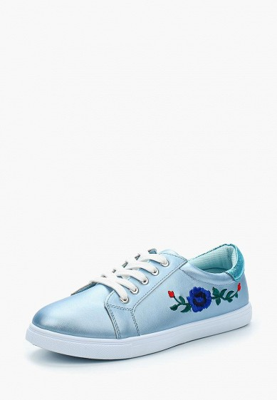 Купить Кеды T.Taccardi - цвет: голубой, Китай, MP002XW13ZXY