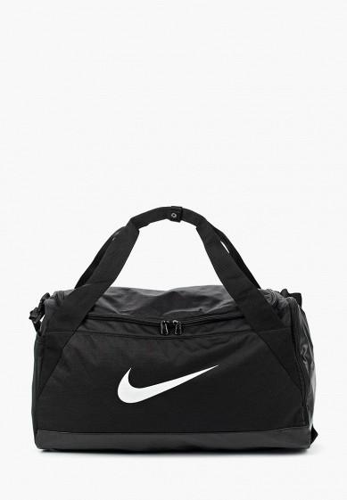 Купить Сумка спортивная Nike - цвет: черный, Индонезия, NI464BUUFB77