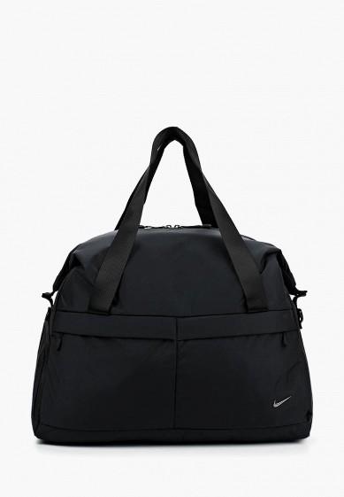 Купить Сумка спортивная Nike - цвет: черный, Китай, NI464BWAAAM6