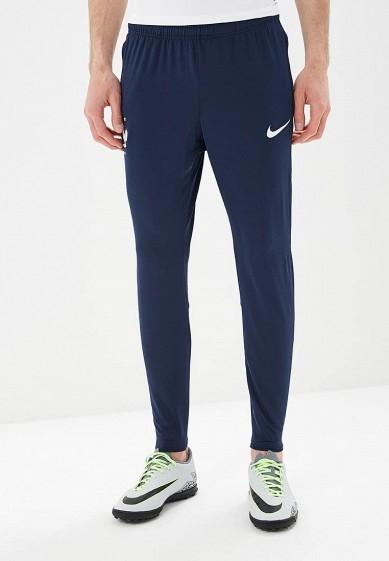 Купить Брюки спортивные Nike - цвет: синий, Индонезия, NI464EMBBJL1
