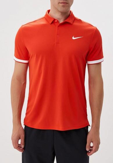 Купить Поло Nike - цвет: красный, Китай, NI464EMBWDK5