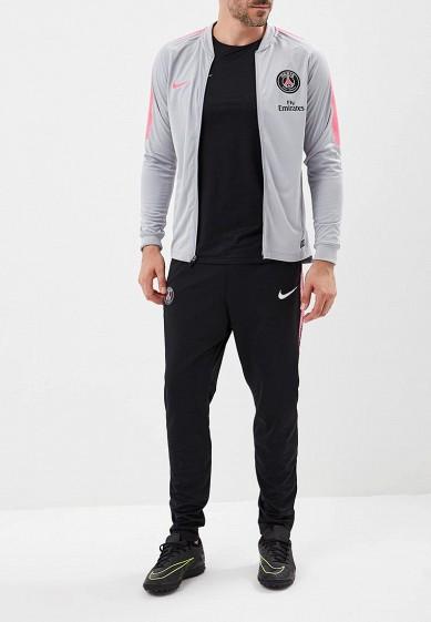 Купить Костюм спортивный Nike - цвет: серый, черный, Китай, NI464EMBWHG8