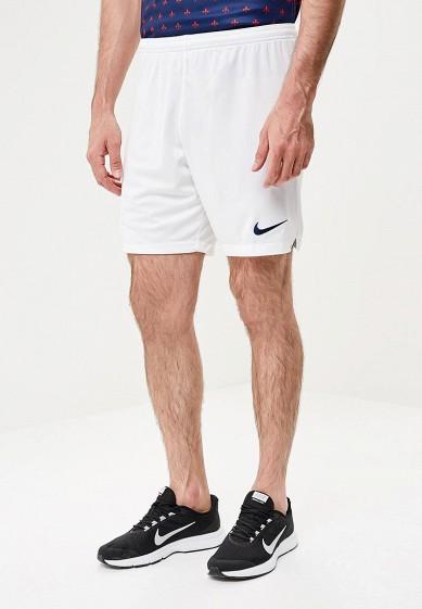 Купить Шорты спортивные Nike - цвет: белый, Таиланд, NI464EMBWHH5