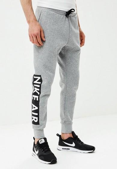 Купить Брюки спортивные Nike - цвет: серый, Камбоджа, NI464EMBWIB5