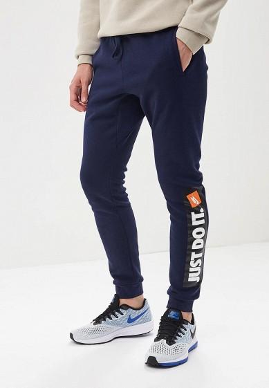 Купить Брюки спортивные Nike - цвет: синий, Камбоджа, NI464EMBWID5