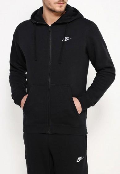 Купить Толстовка Nike - цвет: черный, Пакистан, NI464EMJFP17