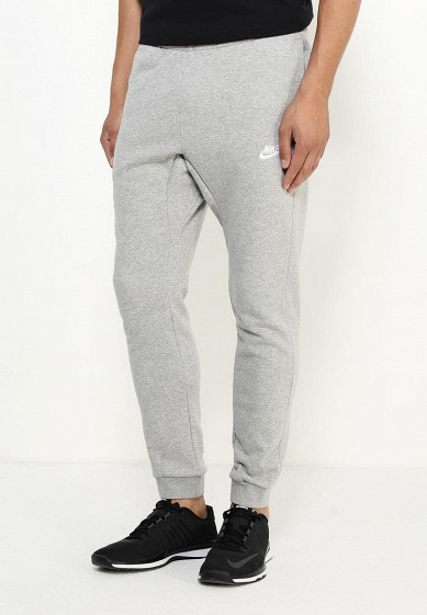 Купить Брюки спортивные Nike - цвет: серый, Камбоджа, NI464EMJFP52