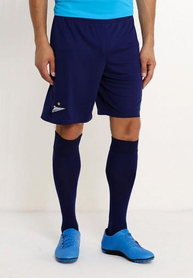Шорты спортивные Nike - цвет: синий, Грузия, NI464EMUGO99  - купить со скидкой