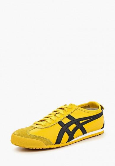 Купить Кроссовки Onitsuka Tiger - цвет: желтый, Индонезия, ON737AUOUT48