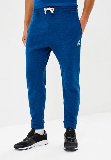 Купить Брюки спортивные Reebok - цвет: синий, Пакистан, RE160EMCDMB9