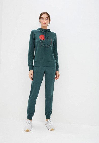 Купить Костюм спортивный Sitlly - цвет: хаки, Россия, SI029EWCLKE1