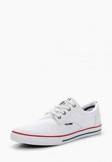 Купить Кеды Tommy Jeans - цвет: белый, Китай, TO052AMAGAP3