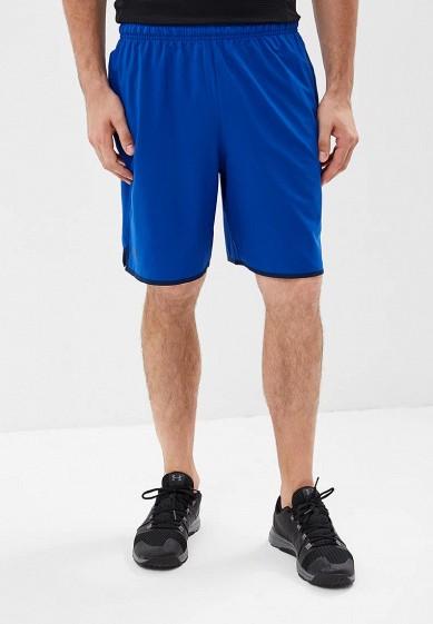 Купить Шорты спортивные Under Armour - цвет: синий, Индонезия, UN001EMBVLQ4