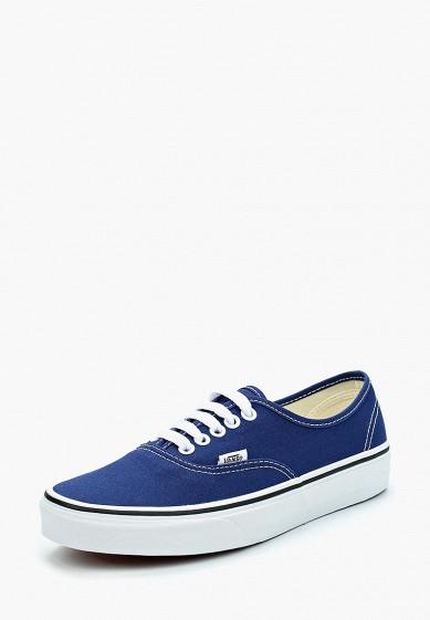 Купить Кеды Vans - цвет: синий, Камбоджа, VA984AUBJQK4