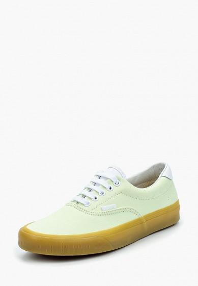Купить Кеды Vans - цвет: зеленый, Китай, VA984AUBJQK6