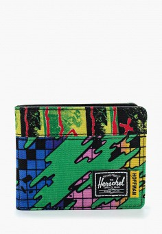 Кошелек, Herschel Supply Co, цвет: мультиколор. Артикул: HE013BUAOIN6.